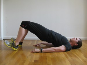 Kate Vidulich Online Personal Trainer glute activation
