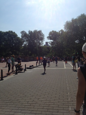 NYC Triathlon 2012