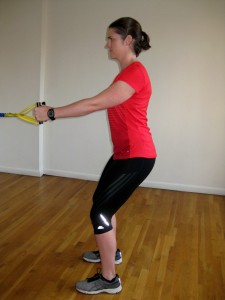 NYC Personal Trainer standing row