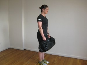 NYC personal trainer single leg deadlift fat loss